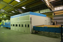Toughening Plant